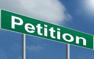 Petition: Gegen Enteignung