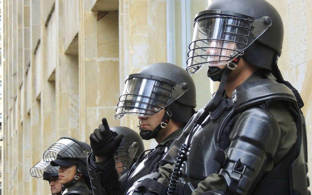Sind ausländische Linksextreme für Gewaltexzesse verantwortlich?
