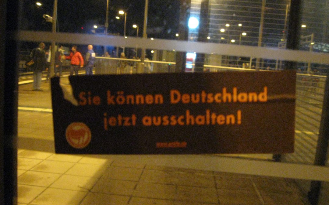 Mehr als 3000 Linksextreme in Berlin