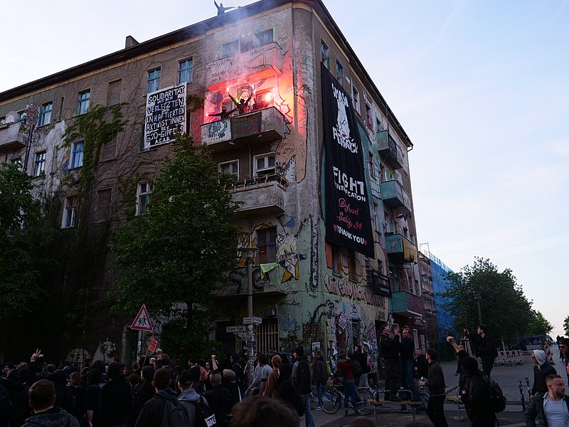 Linksextreme terrorisieren Berlin