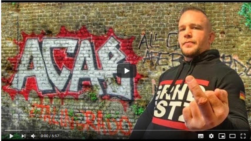 YouTube-Film über Linksextreme gelöscht