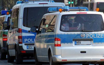 Polizei stürmt Rigaer Straße